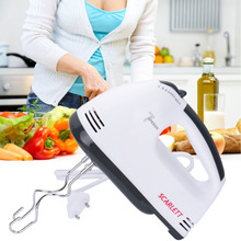 Buy 7 Speeds Hand Mixer 180W White Egg Beaters Electric Mixer EU Plug Kitchen Supplier 1pcs High Egg Beater Electric Mixer for $18.07 in AliExpress store