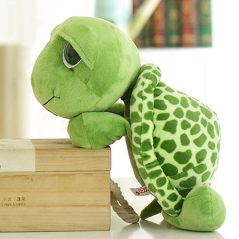 Free Shipping 2016 1pcs 18cm Selling Item Kawaii Tortoise Stuffed Animal NICI Toy High Quality Soft Doll Baby Toy Hot Sale(China (Mainland))