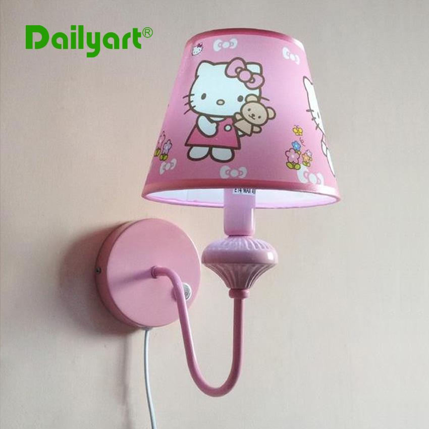 Online Buy Wholesale hello kitty wall lamp from China hello kitty wall lamp Wholesalers ...