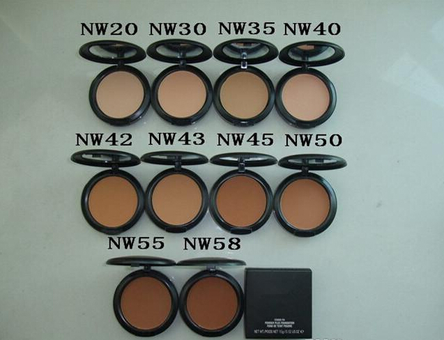 B08 Soft And Gentle mc brand makeup MINERALIZE SKINFINISH face cake powder Foundation 10g dropship free shipping(China (Mainland))