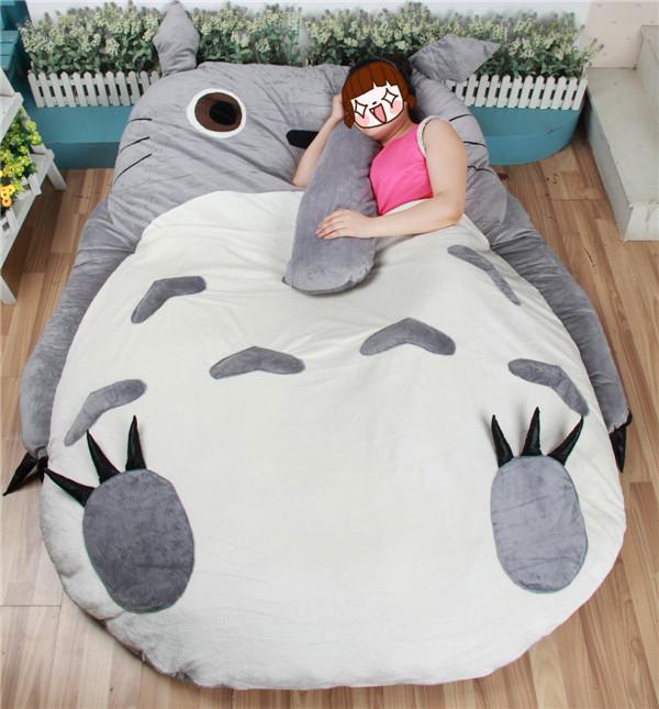 Comprar dibujos animados de gran tama o grande totoro cama tatami colch n de - Colchon tatami ...