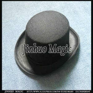Free shipping Magician hat magic tricks -10pcs/lot- for magic products wholesales