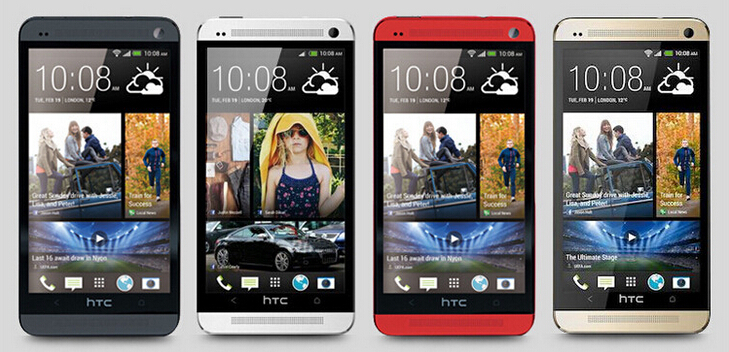 Original Unlocked HTC ONE M7 Cell phones Quad core 4.7''TouchScreen Android GPS WIFI 2GB RAM 32GB ROM Refurbished Mobile Phone(China (Mainland))