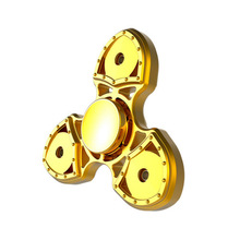 Buy 2017 Tri-Spinner Fidget High-Speed Triangle Plastic ABS Hand Spinner Steel Balls Bearing Finger Fidget Spiner Toy Anti Stress for $2.98 in AliExpress store