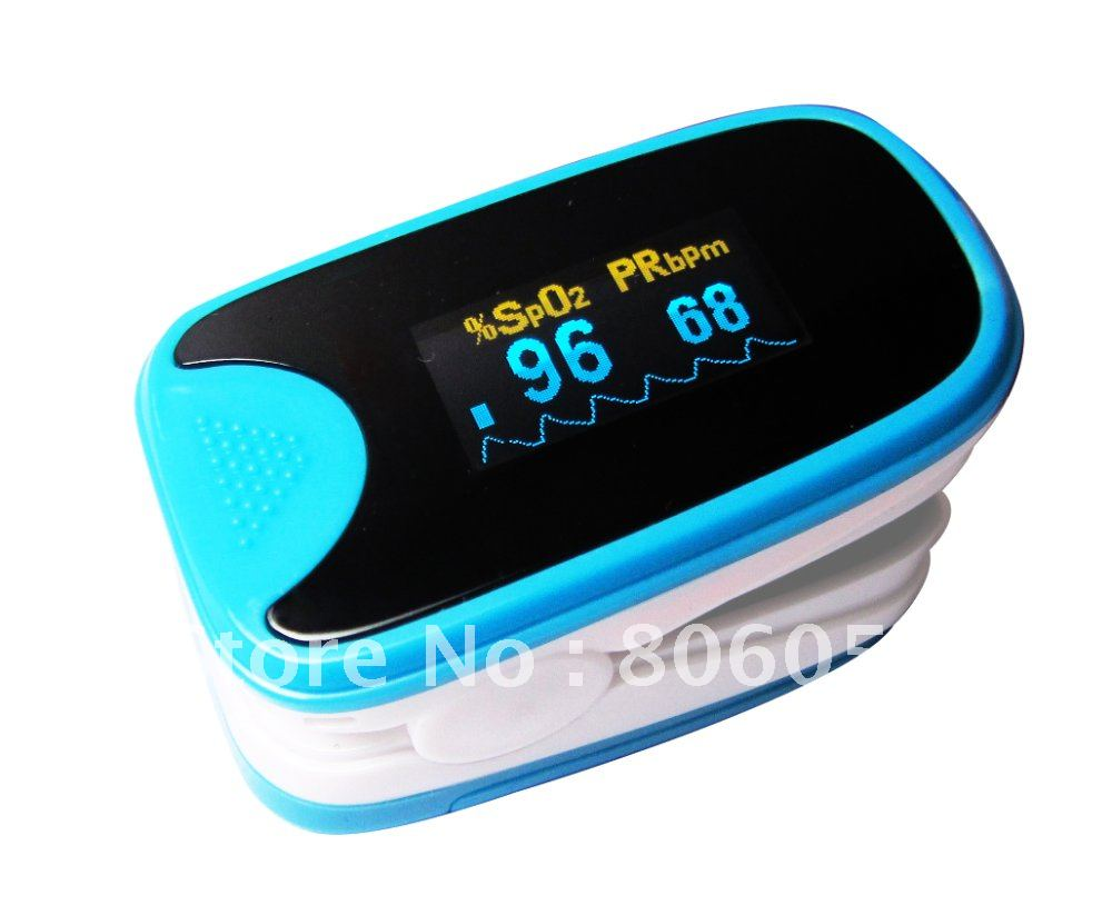 Pulse oximeter ,OLED screen ,SPO2 CE Auto power on(China (Mainland))