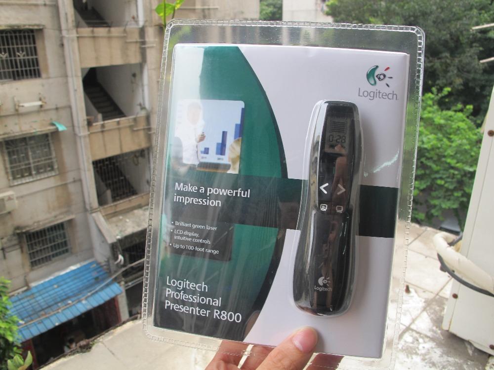 Free Shipping Discount Logitech R800 Wireless Presenter(China (Mainland))