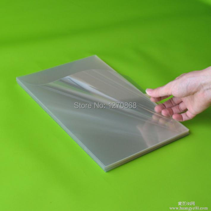 A4 waterproof inkjet film for plate printing 50 sheets one bag(China (Mainland))
