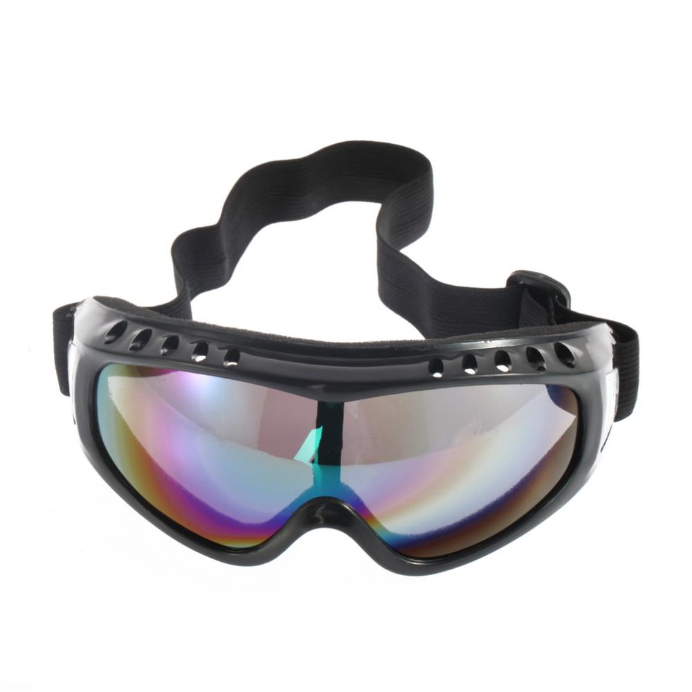 Гаджет  Outdoor Windproof Glasses Ski Goggles Dustproof Snow Glasses Men Motocross Riot Control Downhill Free Shipping None Спорт и развлечения