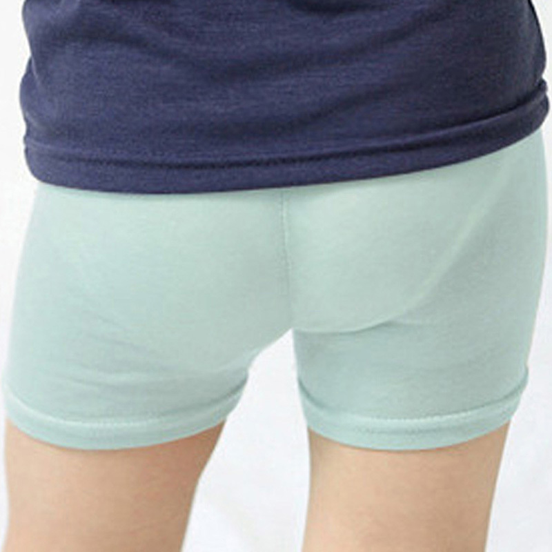 2015 Baby Kids Girls Summer Casual Pants Leggings Skinny Stretch Safety Shorts clothes Summer Style Free Shipping