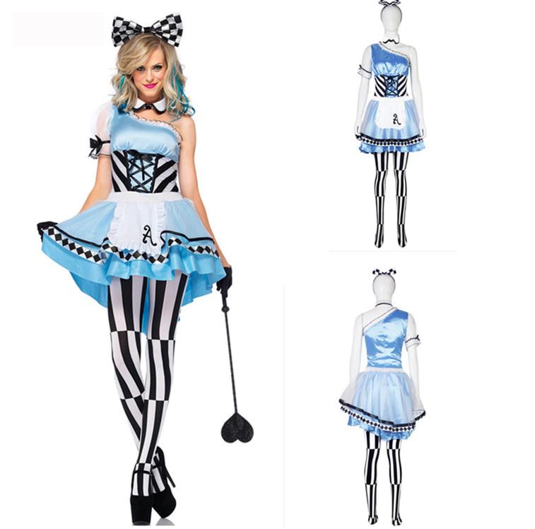 Blue Halloween Costumes For Women Halloween Costumes For Women