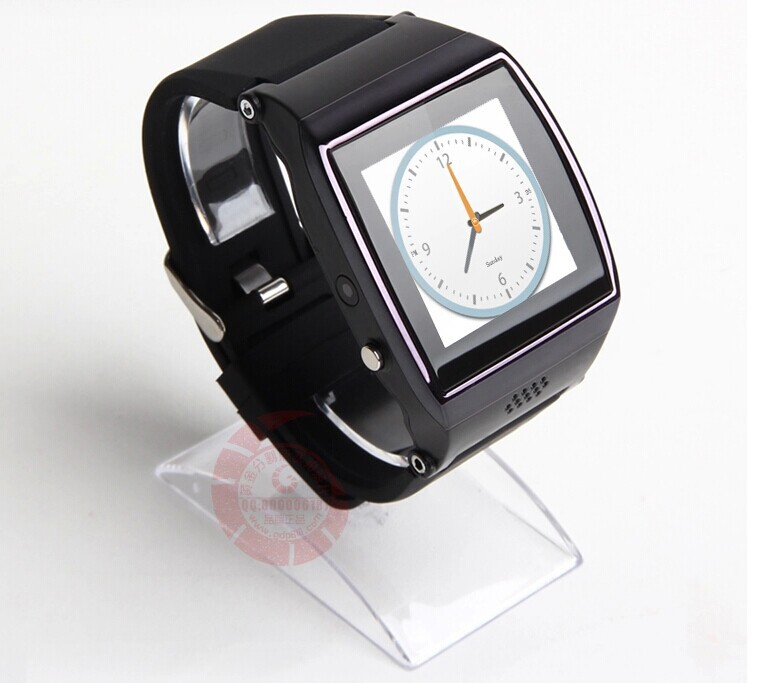 GMS&Blue tooth watch sync with Android mobile phone ,wireless mobile phone watch with SIM card slot(China (Mainland))