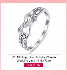 925 כסף סטרלינג עגילים לנשים תכשיטי אופנה #EA100129 משלוח חינם 6 מ