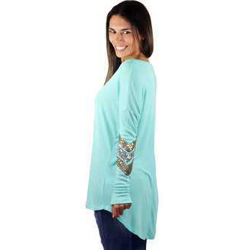 Coral Blouses For Ladies 16