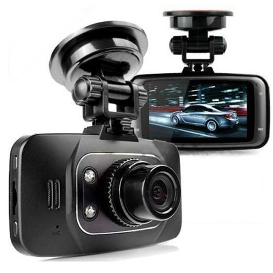 Full HD 1080p Car DVR GS8000L Camera Video Recorder + G-sensor + Motion Detection + Night Vision +Digital Zoom + Cycle Recording(China (Mainland))
