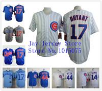 Kris bryant jersey chicago cubs ron santo 13 starlin castro 34 jon lester