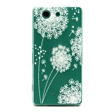 Buy Sony Xperia Z3 Mini Case Dandelion Embossing TPU Phone Case Sony Xperia Z3 Compact D5803 D5833 M55w for $1.41 in AliExpress store