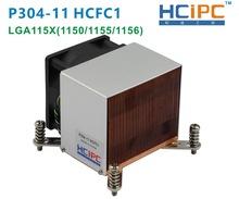 HCIPC P304-11-1 HCFC1 LGA115X CPU Heatsinks ,LGA1150/1155/1156 Copper 2U Cooler,2U/3U/4U/5U Sever Cooler,2U Cooling - ShenZhen HeCheng IPC Technology Co. Ltd store