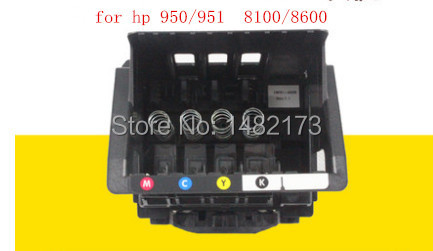 HK Freeshipping! High quality Original 950 printhead for hp 8100 8600 printers, 950 printer head 950 print head complete<br><br>Aliexpress