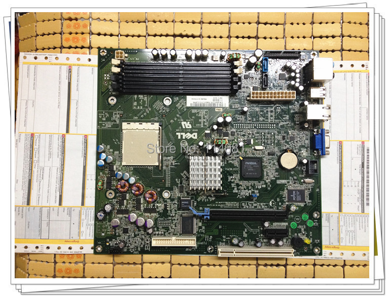 For Dell Dimension C521 Desktop Motherboard HY175 system mainboard Tested ok(China (Mainland))