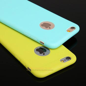 Sylikonowe etui dla iPhone 5 5S 5G | back case