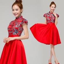Popular Slimming Wedding Dresses Red Buy Cheap Slimming Wedding