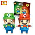 loz Super Mario blocks ego legoe star wars duplo lepin toys stickers playmobil castle starwars orbeez