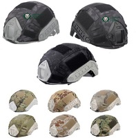 8Color Tactical Military Helmet Cover for Ops-Core Fast Ballistic Helmet camouflage