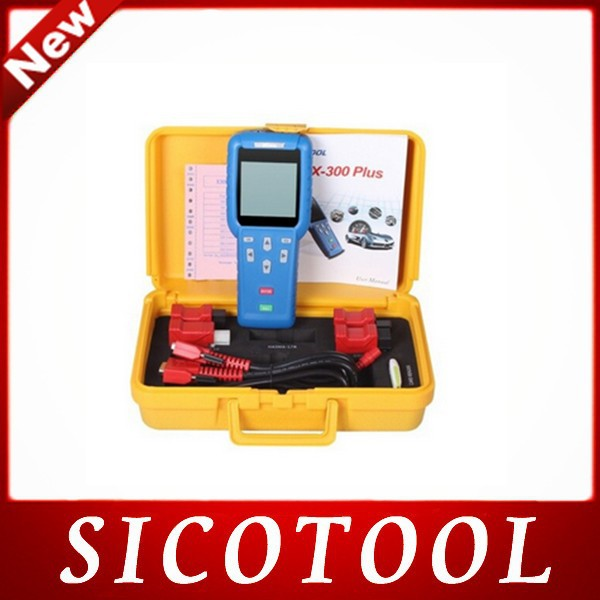Original XTOOL X300 Plus X300+ Auto Key Programmer X300 Key Program OBD2 Engine Diagnosis With Special Function Update Online(China (Mainland))