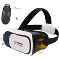 Google Cardboard VR BOX CASE Pro Version Virtual Reality 3D Glasses Game Movie For 3 5
