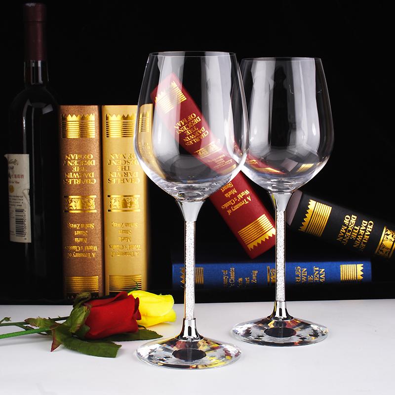 achetez en gros cristal verre de vin en ligne des grossistes cristal verre de vin chinois. Black Bedroom Furniture Sets. Home Design Ideas
