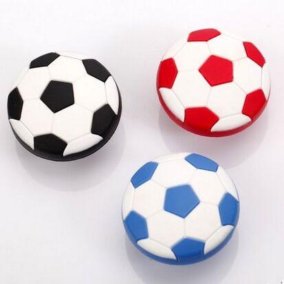 Kids dresser drawer knobs pulls handles football soccer for Children s bureau knobs