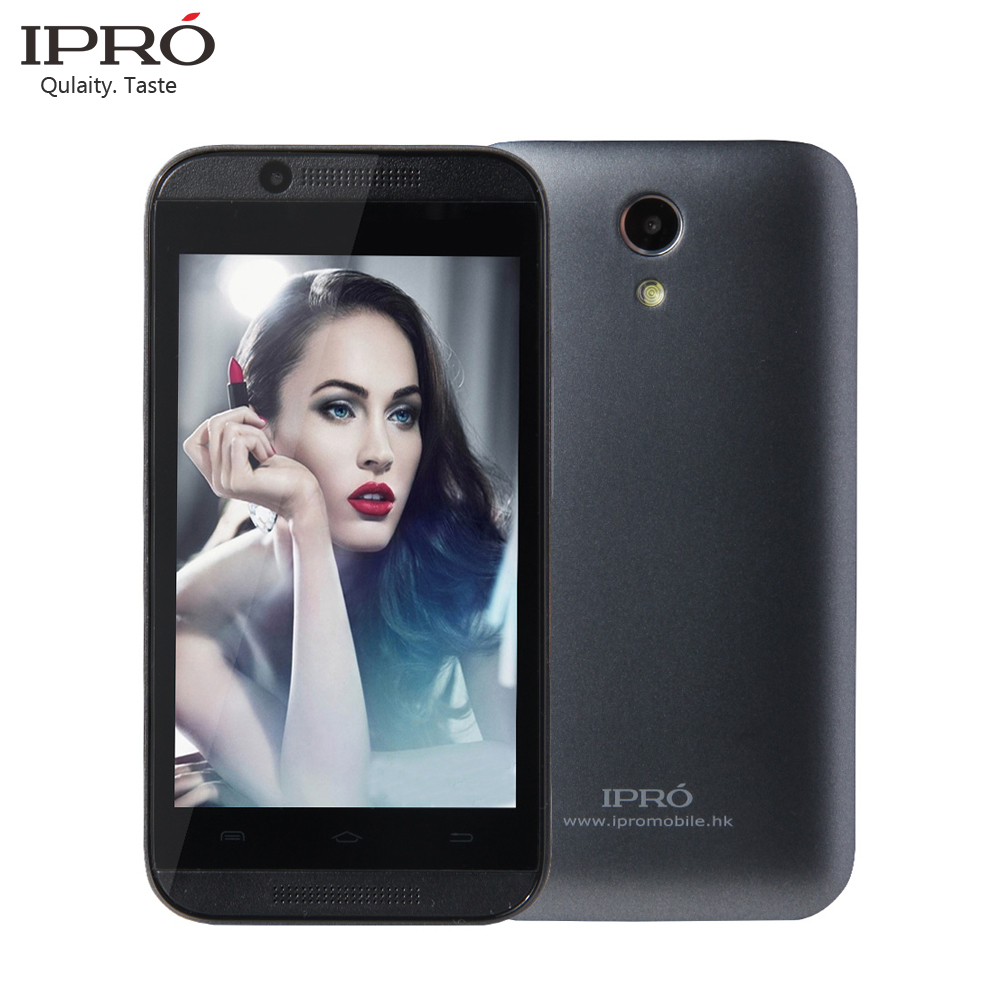 Original Ipro Brand Smartphone Android 4.4 MTK6572 Dual Core Dual SIM Smart Mobile Phone Cell Phones Wholesale (In Stock)(China (Mainland))