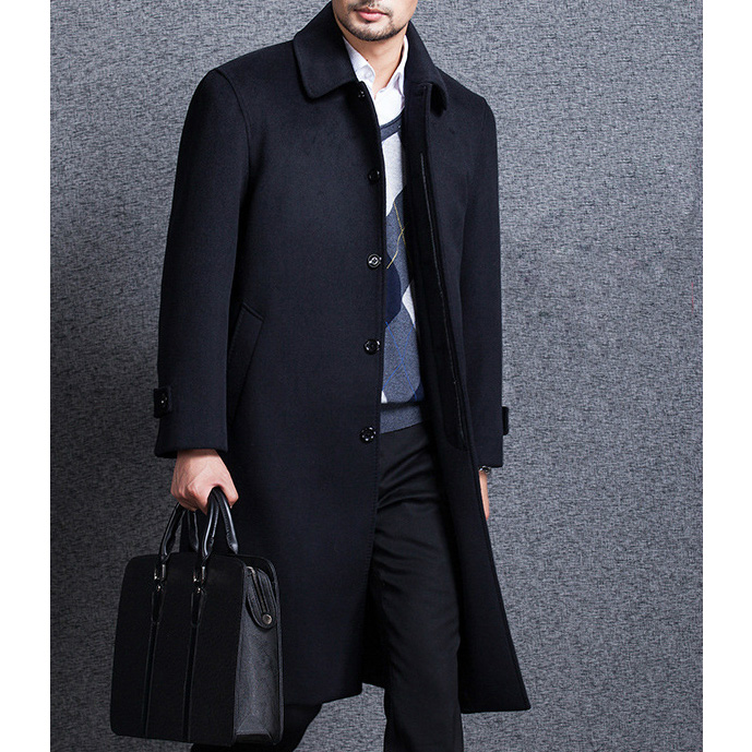 Black Coats Mens Photo Album - Reikian