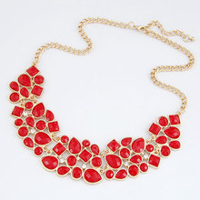 Collier Femme Fashion Necklace Women Vintage Boho Maxi Colar Collar Mujer 2015 For Statement Necklaces Pendants