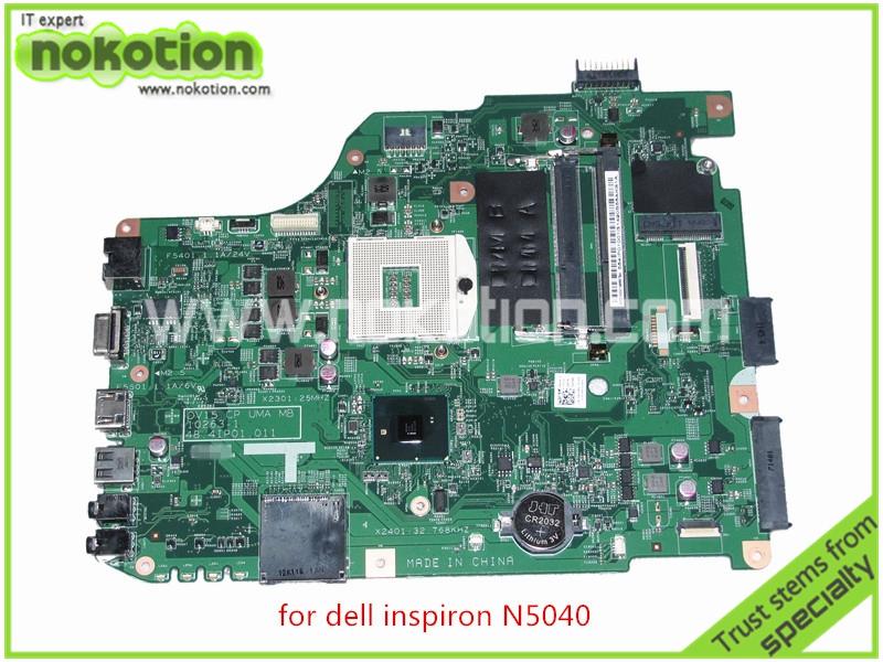 Здесь можно купить  CN-0X6P88 X6P88 DV15 CP UMA MB 10263-1 48.4IP01.011 For dell inspiron N5040 laptop motherboard intel HM57 HD graphics DDR3  Компьютер & сеть