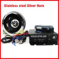 AS920 Car alarm 200w siren 12V car speaker electronic  car  wireless siren speaker 10 car robe sirena alarm  police siren horn