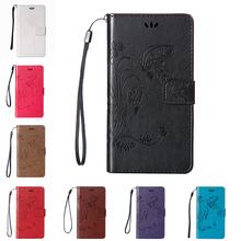 Buy JURCHEN Case LG L70 LG L65 Case Butterfly Flip Leather Case Cover LG L70 D320 D325 D320N LG L65 Dual D280 D285 Case for $3.88 in AliExpress store
