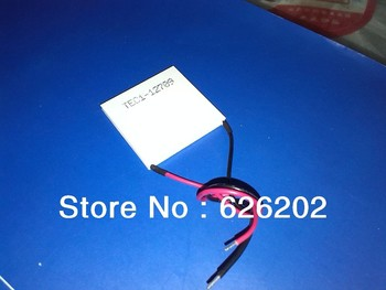 FREE shipping 5pcs/lot TEC1-12709 TEC Thermoelectric Cooler Peltier 12V New of semiconductor refrigeration TEC1-12709