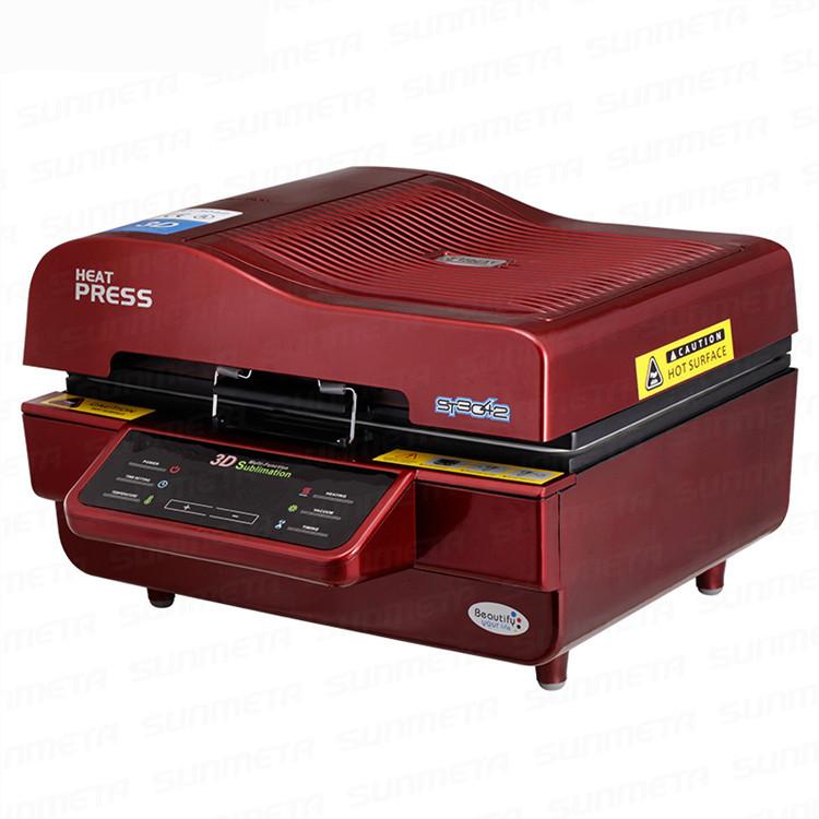 3D Multifunctional Sublimation Heat Press Machine 3D Vacuum Sublimation Heat Transfer Printing Machine Iphone case Vacuum Press(China (Mainland))