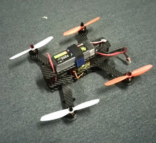 WST DIY FPV drones Q250 quadcopter H250 frame +cc3d+MT1806/2204 2300KV motor +12A ESC Almost ready version