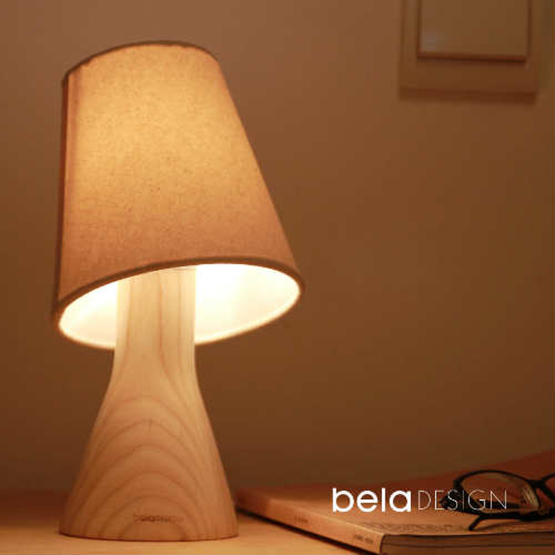 beladesign hand carved wooden desk lamp high quality wood lamp uv lamp 36w in table lamps from. Black Bedroom Furniture Sets. Home Design Ideas