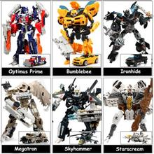 Buy 2017 Kids Transformation Classic Action figure Toys Robot Cars Children Price 1pcs for $8.54 in AliExpress store