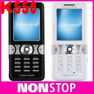 K550i Unlocked Original Sony Ericsson k550 mobile phone bluetooth mp3 player Free Shipping