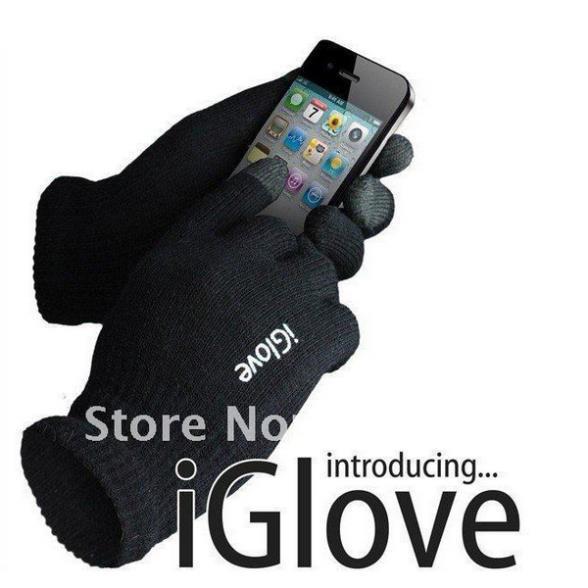 9 Цветов IGlove сенсорный Экран перчатки мужчины женщины перчатки без розничной box ...