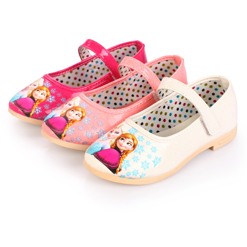 The Spring And Autumn Period And The New Children's Girl 's Shoe New Trade Girl Baby Princess Shoes Wholesale Shoes for Girl(China (Mainland))