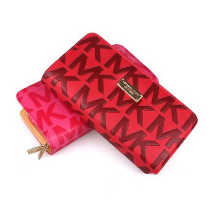 2015 new fashion women's purse M alphabet K brand names and long sections Women Clutch cell phone pocket card package(China (Mainland))