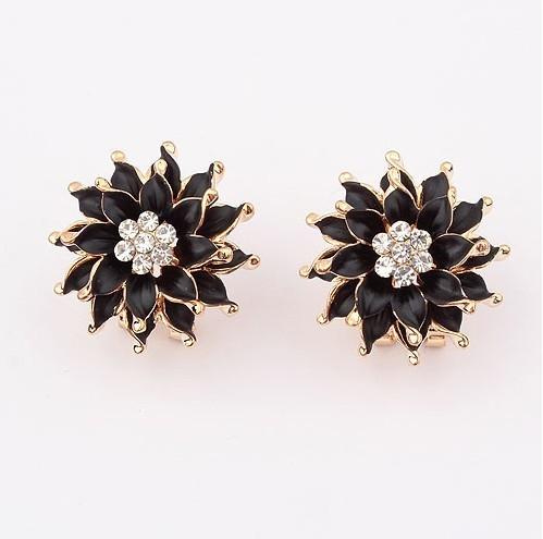 (Min order$10)Free shipping!Korean fashion boutique Lily elegant all-match ear clip!#93670<br><br>Aliexpress