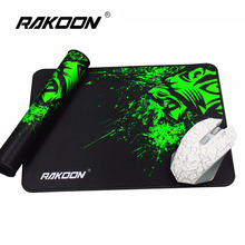 Buy New Rakoon Speed/Control Version Large Gaming Mouse Pad Gamer Locking Edge Mouse Keyboards Mat Grande Mousepad GO Dota CS for $3.57 in AliExpress store