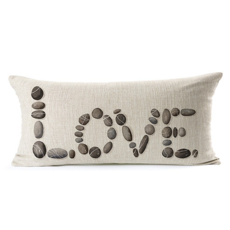 2016 Car seat Cushion Without Core Custom Linen Decorative almofada Throw Pillows Sofa Chair Cushions Home Decor Cojines 45*45cm