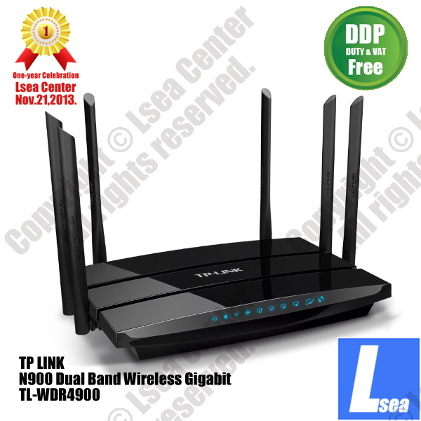 Tp-link Dual Band Antenna Tp-link N900 Wireless Dual